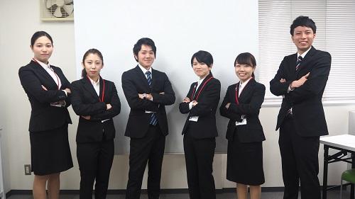 新入社員5期生